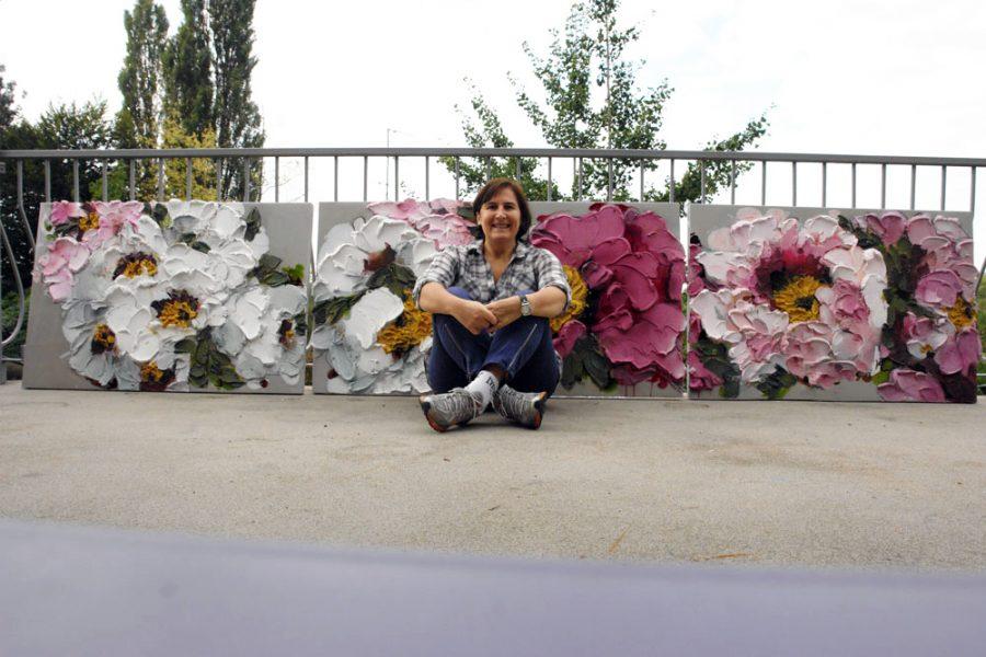 Nicoletta Belletti Pittrice