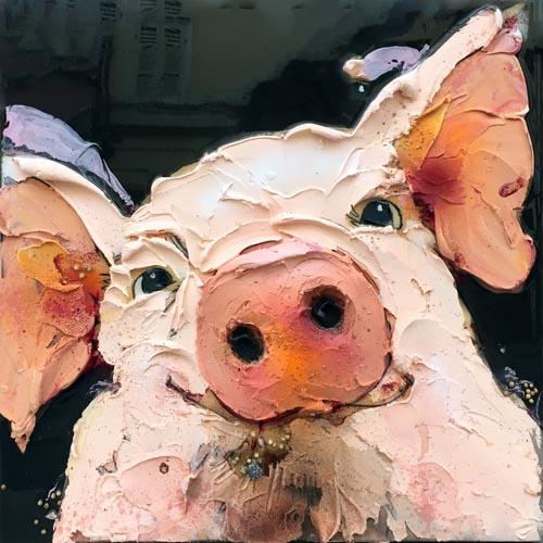 artista nicoletta belletti ritratti animali